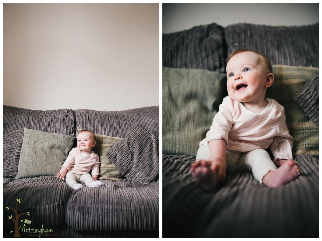 Nottingham baby photography