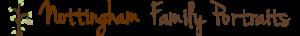 Nottingham Family Portraits Logo